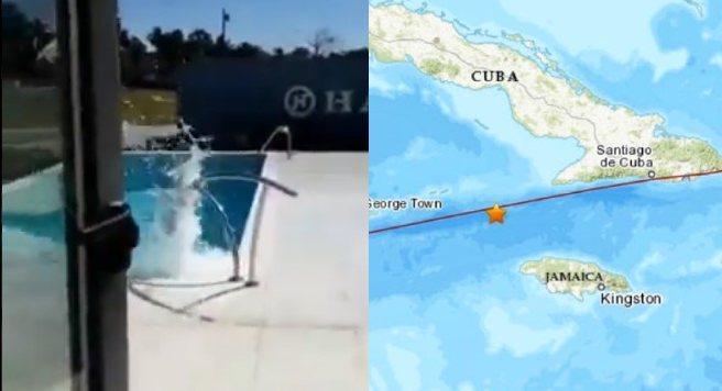 Un terremoto de 7,7 grados sacudió el Caribe