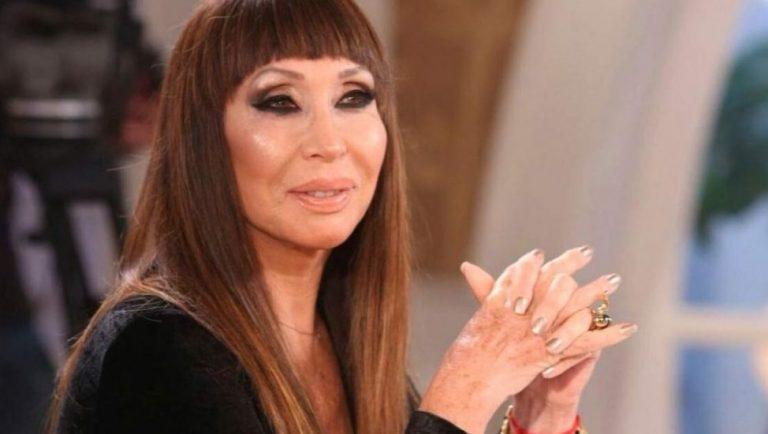 "Moria Casán en topless: ""Aguante Argentina y mi gomón"""