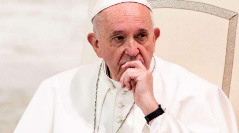 En pleno conflicto entre EEUU e Irán, el Papa pidió diálogo y habló sobre la guerra