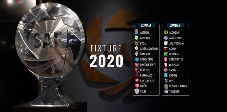 Copa de la Superliga 2020: quedó definido el fixture