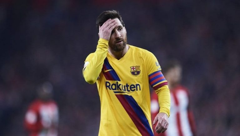 Sorpresa en la Copa del Rey: con un gol sobre la hora, el  Bilbao eliminó al Barcelona de Messi
