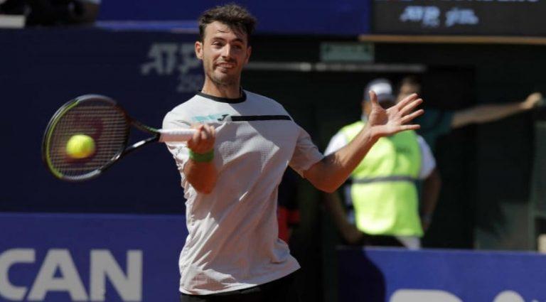 El argentino Juan Ignacio Lóndero venció al servio Djere y se clasificó a los cuartos del Argentina Open