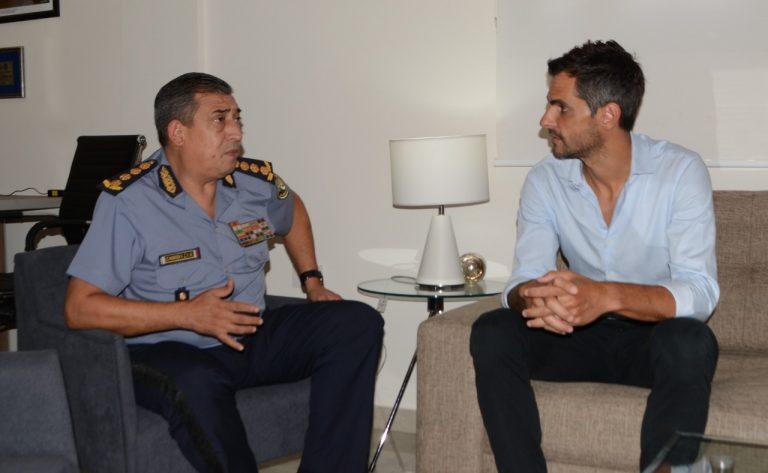 Se reunieron el jefe de Policía con el presidente de la Comisión Provincial de Prevención de la Tortura en Posadas