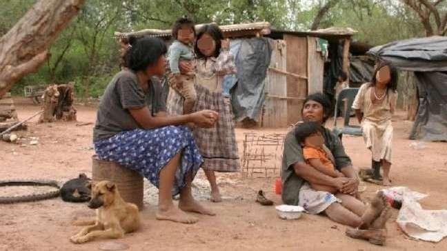Murió una nena wichi y ya son ocho los menores fallecidos por desnutrición en Salta