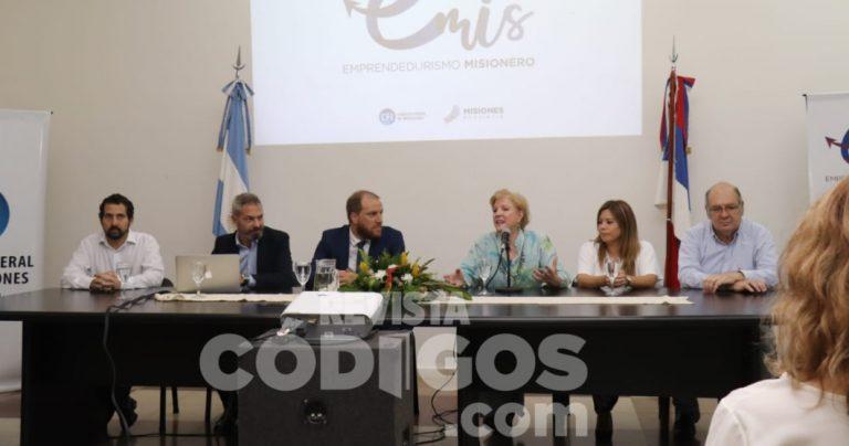 """Lanzaron la plataforma """"Emprendedurismo Misionero"""" en Posadas"""