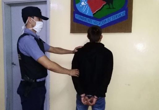 Agredió a un hombre con un machete y terminó detenido en Caraguatay
