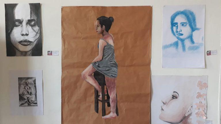Mes de la mujer: continúan las exposiciones artísticas en Oberá