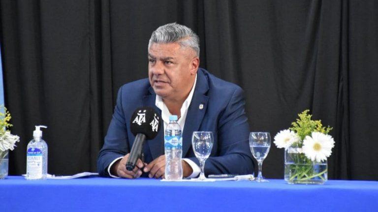 "Coronavirus: ""Estamos muy lejos de hablar de fútbol"", aseguró Tapia"