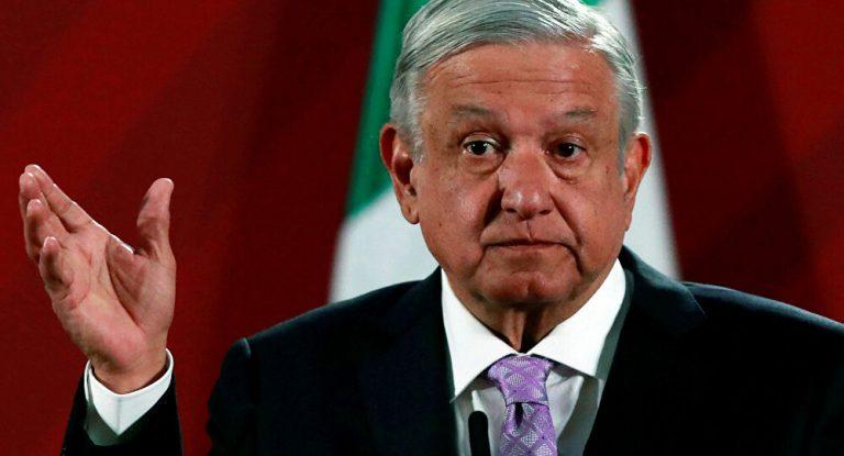 El presidente de México, Manuel López Obrador, tiene coronavirus