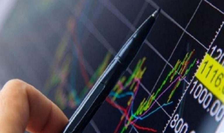 La Bolsa se dispara casi 9% y el riesgo país sigue cerca de los 4.300 puntos