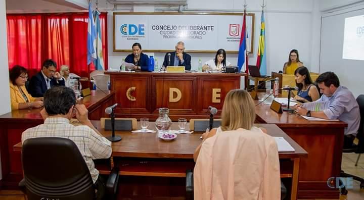 Eldorado: el Concejo Deliberante evalúa iniciar las sesiones ordinarias de manera virtual
