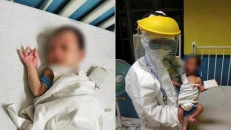 Con 16 días de vida, venció al coronavirus: el paciente recuperado más joven del mundo