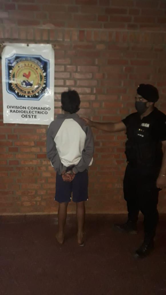 Posadas: arrebató la cartera a una mujer y fue detenido