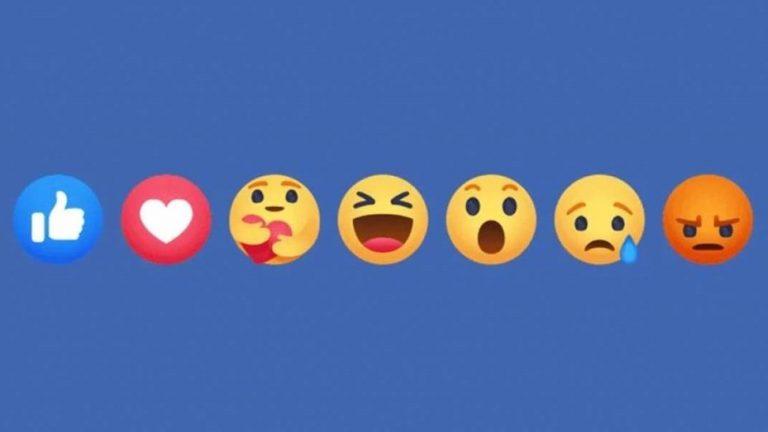 """Facebook agregó una nueva reacción para contenidos de coronavirus: """"Me importa"""""""