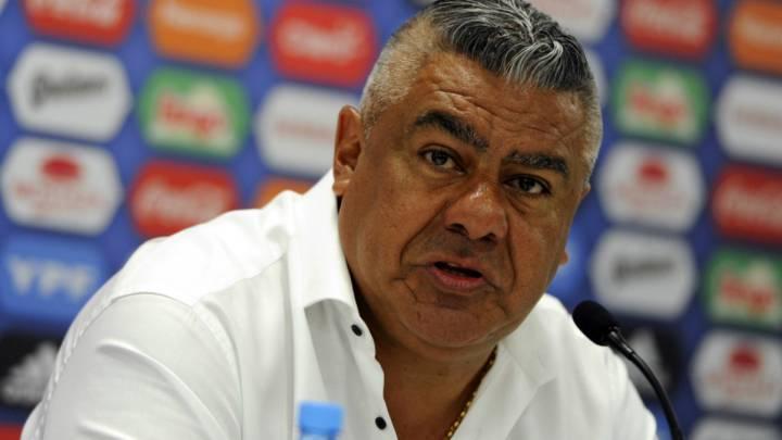 Tapia confirmó que se dará por finalizada la temporada y no habrá descensos