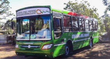 Oberá habilitó nuevas líneas de transporte urbano