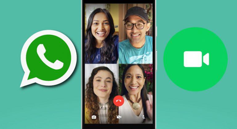 WhatsApp mejora su servicio de videollamadas para derrocar a Zoom