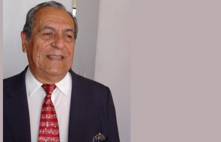 """Hoy cumpliría 90 años el """"Maestro"""" Ricardo Ojeda"""