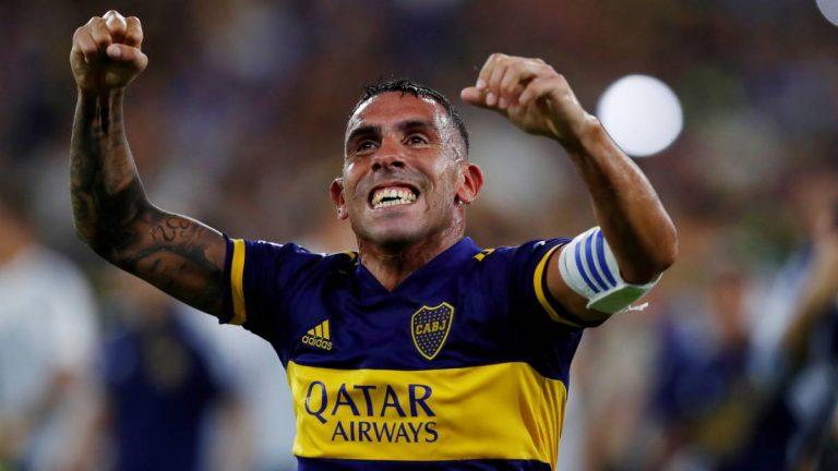 """Tevez sigue en Boca: """"Voy a donar todo mi contrato a una ONG, no quiero ver nada de plata"""""""