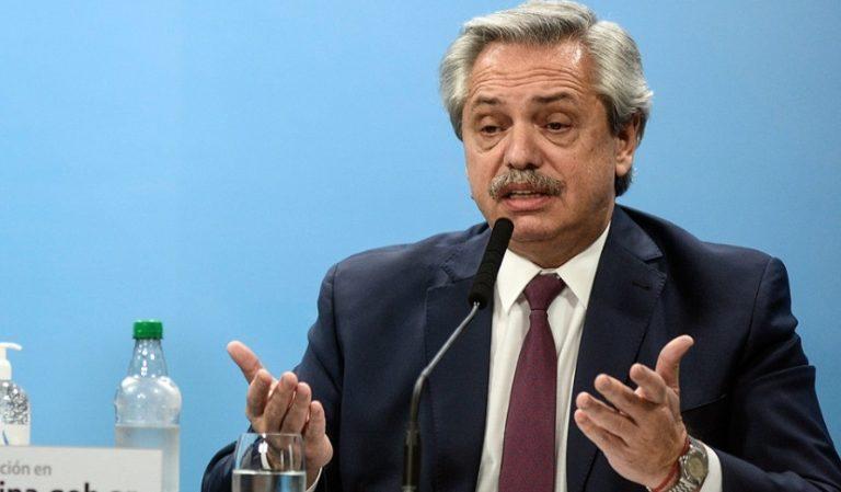 """Atentado a la AMIA: """"Tenemos una deuda que debemos saldar"""", dijo Fernández"""