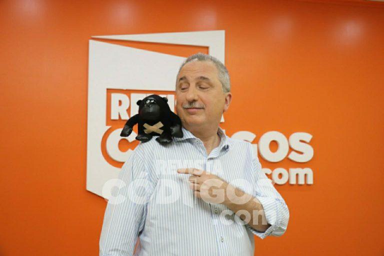 """Hugo Passalacqua: """"Hay que sacarnos los temores porque esto pasará"""""""