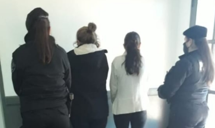 Posadas: mujeres fueron captadas por las cámaras en pleno robo y terminaron presas