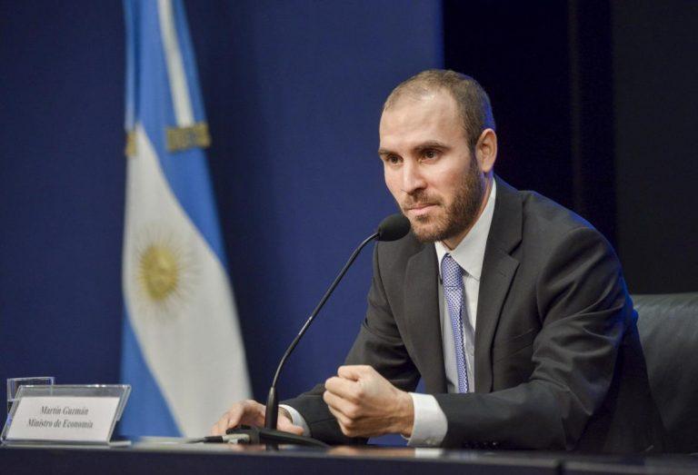 """Martín Guzmán, sobre la propuesta de canje de la deuda con los acreedores: """"La pelota está del lado de ellos"""""""