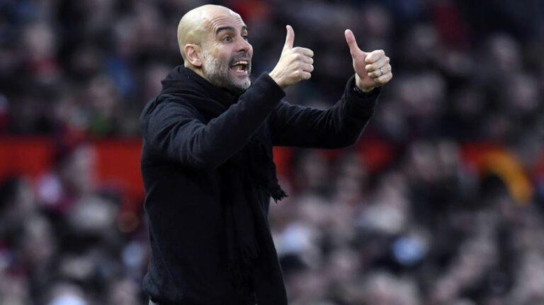 """Champions League: """"Para ser campeones hay que eliminar a Real Madrid"""", aseguró Guardiola"""