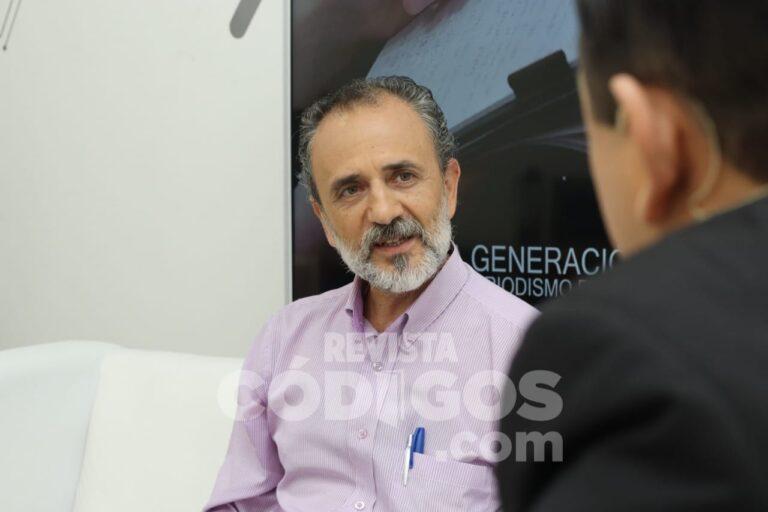 """Guillermo Rolón, pediatra: """"Hay que evitar los miedos y llevar a controles y vacunación a los hijos"""""""