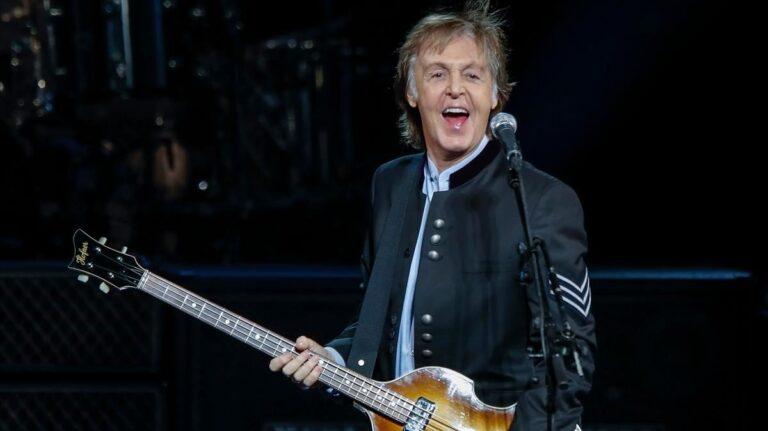"""Paul McCartney rechaza presentarse en Las Vegas: """"Es un cementerio de elefantes"""""""
