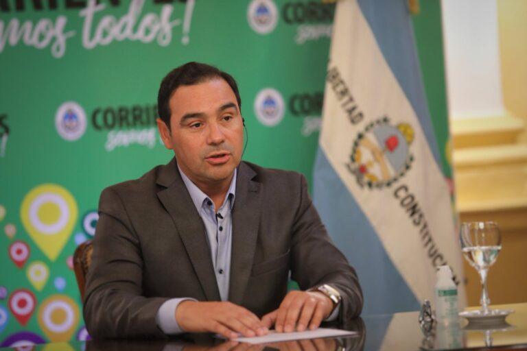 """Con 14 nuevos casos, Corrientes se encuentra """"al borde de la circulación comunitaria"""""""