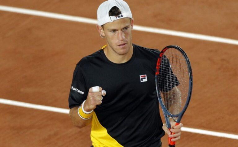 Tenis: los argentinos Schwartzman, Coria y Lóndero debutaron con triunfos en Roland Garros