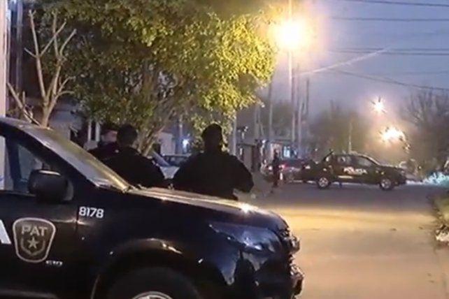 Dos muertos tras un feroz tiroteo en Rosario