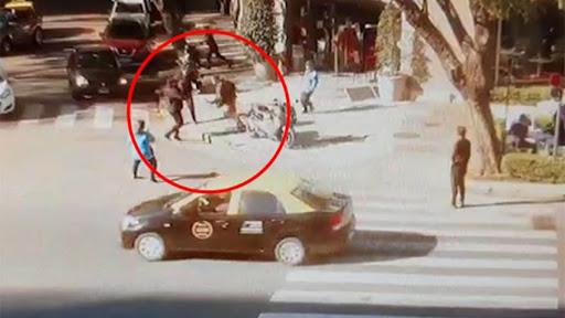 Así fue el asesinato del agente de la Policía Federal en un barrio porteño