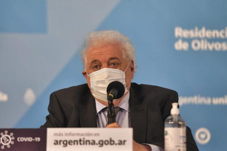 """Coronavirus: González García volvió a advertir que la circulación de personas puede poner en """"situación crítica"""" al sistema sanitario"""