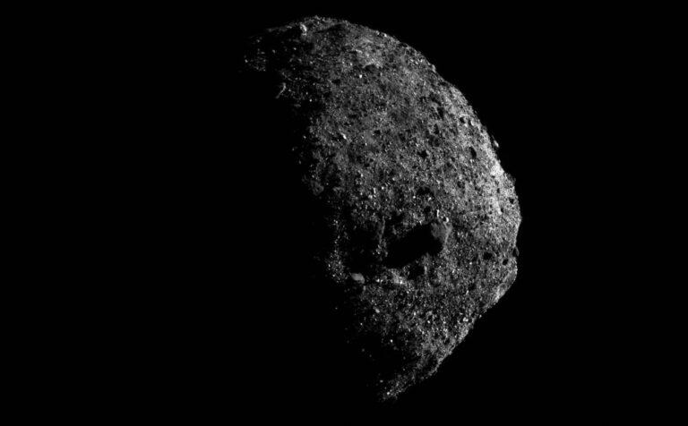 Bennu, el asteroide que podría chocar con la Tierra