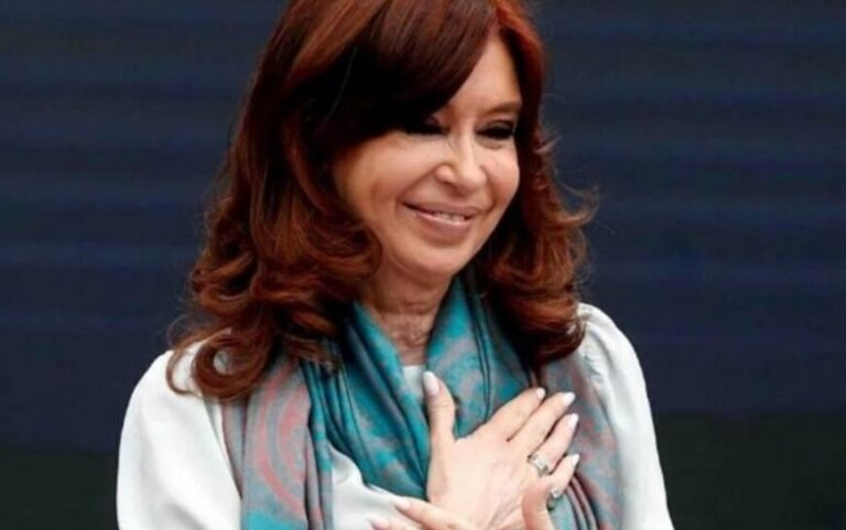 Cristina Kirchner fue sobreseída en la causa por enriquecimiento ilícito