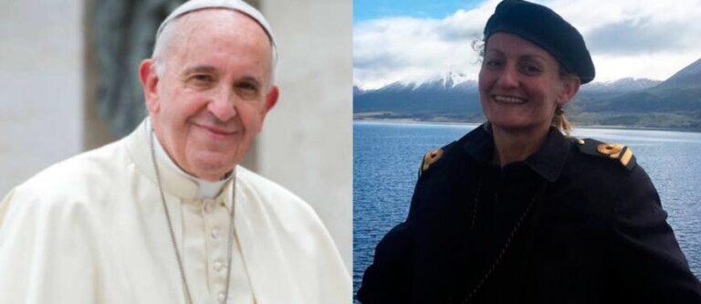 """Establecieron los nombres de """"Papa Francisco"""" y """"Eliana María Krawczyk"""" para tramos de la ruta provincial 103"""