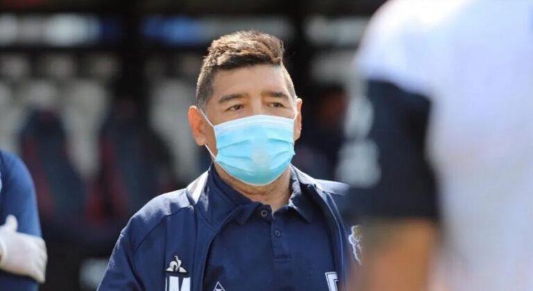 Revelaron que Maradona se golpeó la cabeza tras una caída pocos días antes de morir