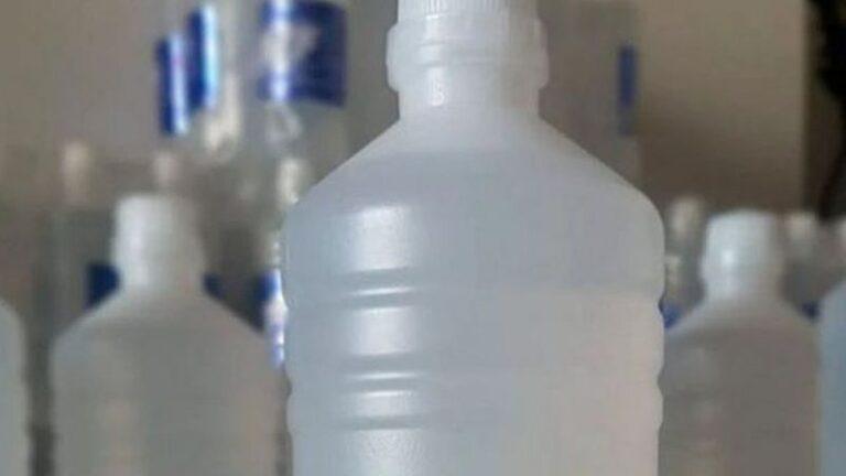 Prohíben una marca de alcohol etílico en todo el territorio nacional