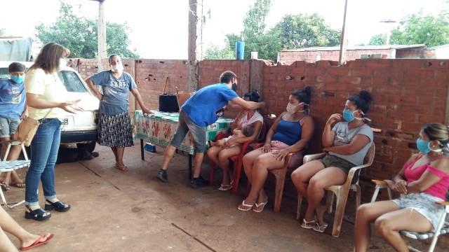 Covid-19 y dengue: charlas de prevención en Posadas y Jardín América