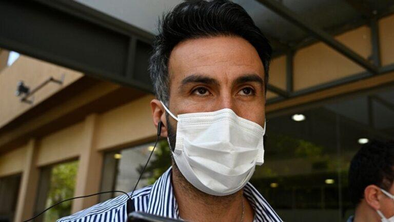 """El médico de Maradona se presentó a declarar en la fiscalía y dijo estar """"muy tranquilo"""""""