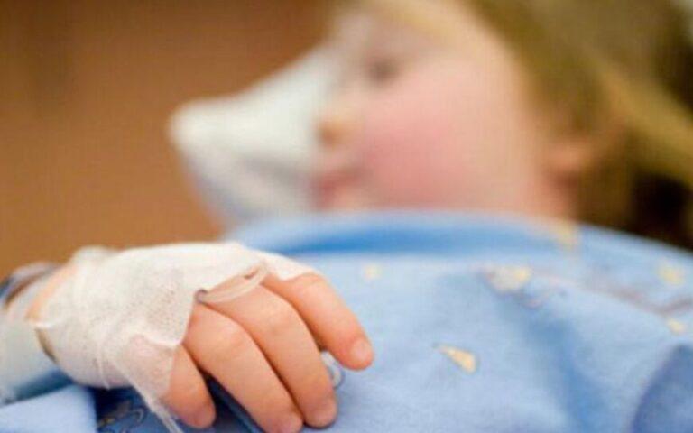 En Ituzaingó, una niña de 4 años sufrió un corte en la nariz y le pegaron un ojo: la trasladaron a Posadas