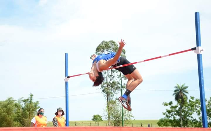 Deportistas obereños clasificaron al campeonato nacional de atletismo