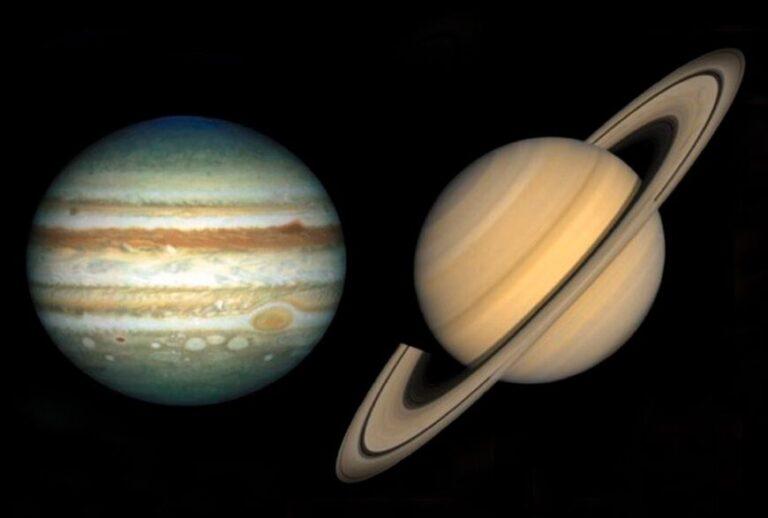 Conjunción Júpiter-Saturno: el Observatorio del Parque lo transmitirá en vivo