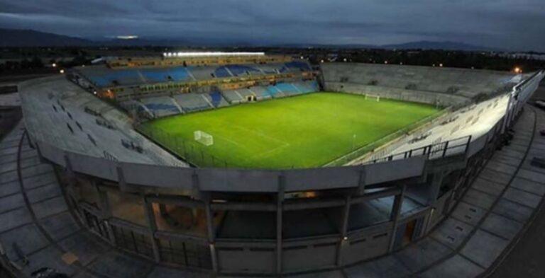 El estadio Bicentenario de San Juan albergará la final de la Copa Diego Armando Maradona