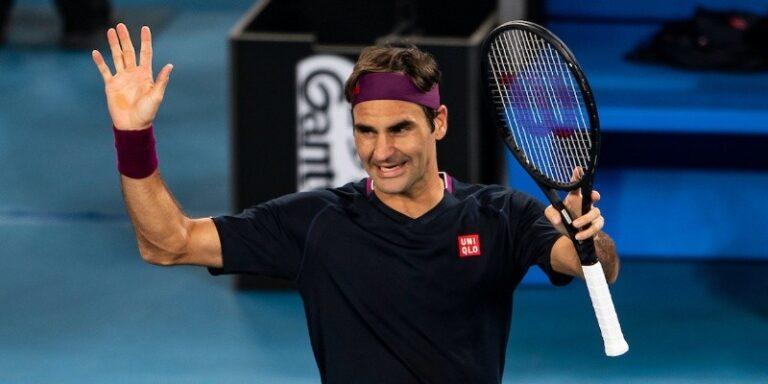 Tenis: Federer volvió a los entrenamientos y prepara su vuelta a las competencias