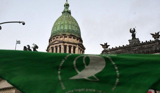 El Senado cierra el año con el tratamiento de la Ley de Aborto legal