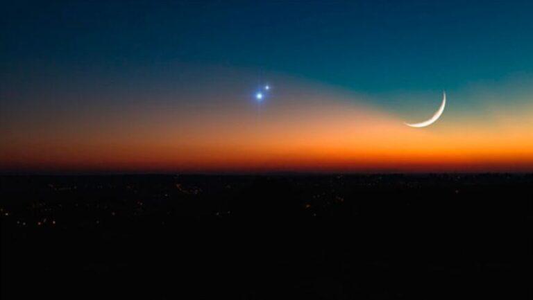 """Podrá verse la """"Estrella de Belén"""" luego de 800 años"""