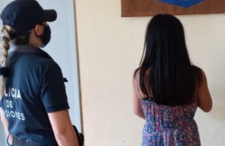 Caraguatay: una joven fue detenida por apuñalar en el pecho a su pareja